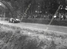 "Jaguar C Type Tony Rolt Le Mans 1953 . 10x7"" photo"
